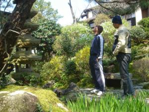 日本庭園かよ!!!!